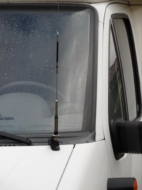 les ondes du routier antenne cibi camping car. Black Bedroom Furniture Sets. Home Design Ideas