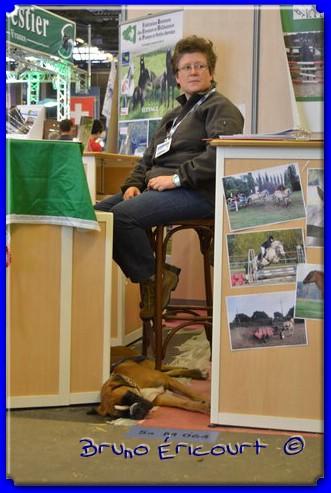Salon du cheval de Paris 2012 ERI_9104