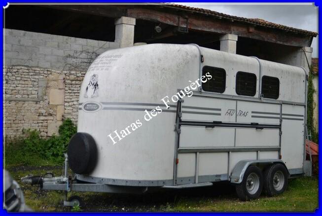 Vends Van 3 places + logement marque FAUTRAS Maxivan4_1