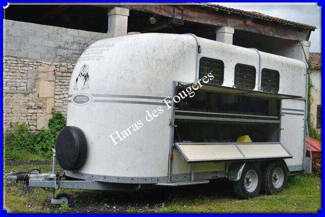 Vends Van 3 places + logement marque FAUTRAS Maxivan4_2