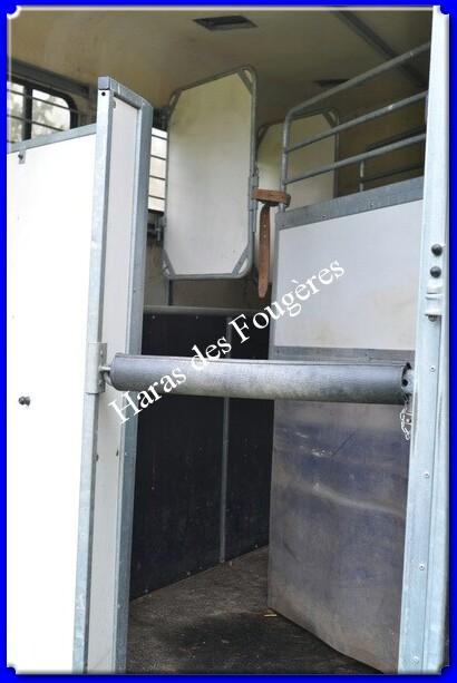 Vends Van 3 places + logement marque FAUTRAS Maxivan4_6