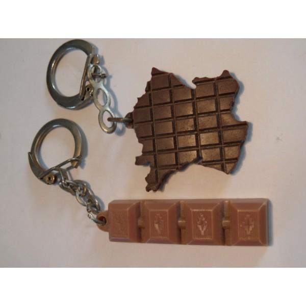 Porte clef marque chocolat bric brac du haras - Vente de chocolat porte a porte ...
